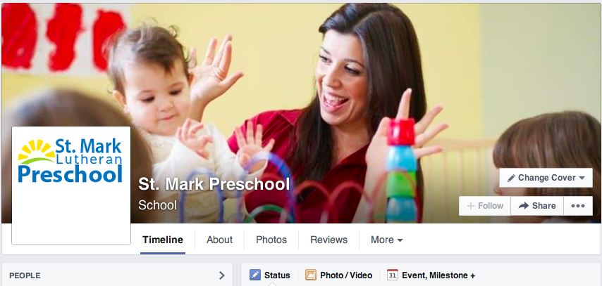 SMP FB Page Screenshot